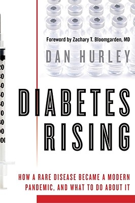 Diabetes Rising Cover