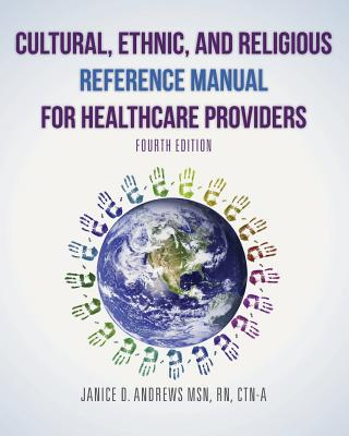 Cultural, Ethnic, and Religious Reference Manual for Healthcare Providers Cover Image