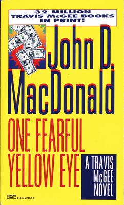 One Fearful Yellow Eye Cover