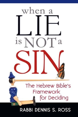 When a Lie Is Not a Sin Cover