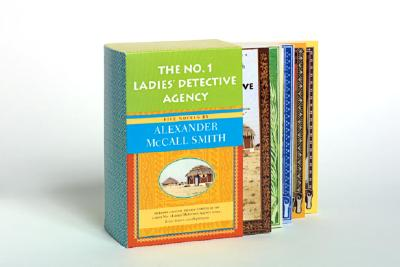The No. 1 Ladies' Detective Agency Set Cover