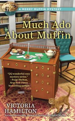 Much Ado About Muffin (A Merry Muffin Mystery #4) Cover Image