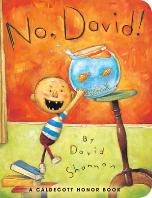 No, David! (David Books) Cover Image