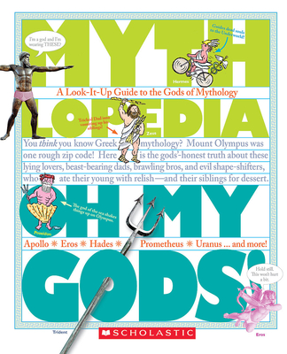Oh My Gods! Cover