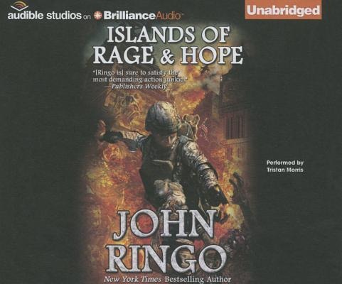 Islands of Rage & Hope (Black Tide Rising #3) Cover Image