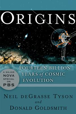 Origins: Fourteen Billion Years of Cosmic Evolution Cover Image