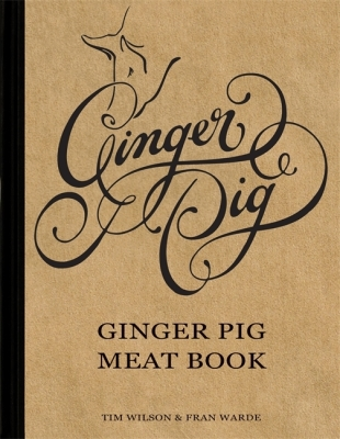 Cover for Ginger Pig Meat Book