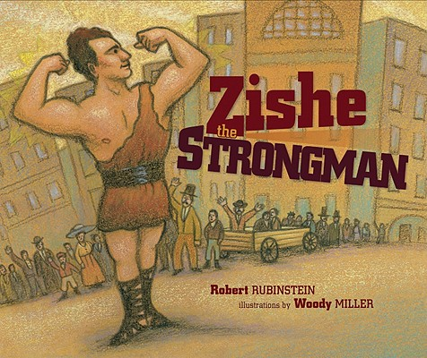 Zishe the Strongman Cover