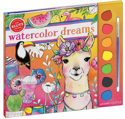 Watercolor Dreams Cover Image