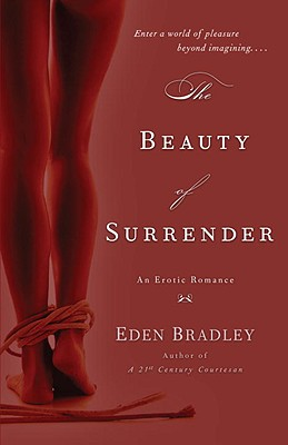 The Beauty of Surrender Cover