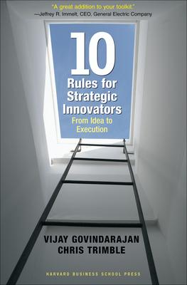 Cover for Ten Rules for Strategic Innovators