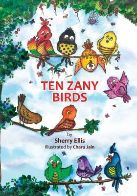 Ten Zany Birds Cover Image