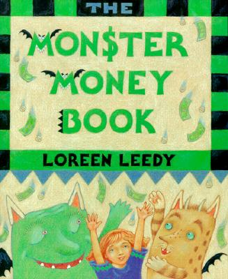 The Monster Money Book Cover Image