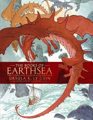 The Books of Earthsea: The Complete Illustrated Edition (Earthsea Cycle) Cover Image