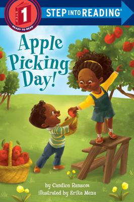 Apple Picking Day! (Step into Reading) Cover Image