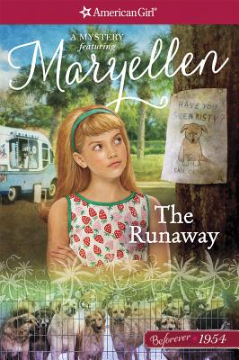 The Runaway: A Maryellen Mystery (American Girl Beforever Mysteries) Cover Image