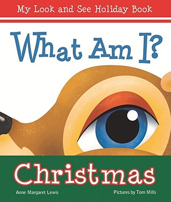 What Am I? Christmas Cover