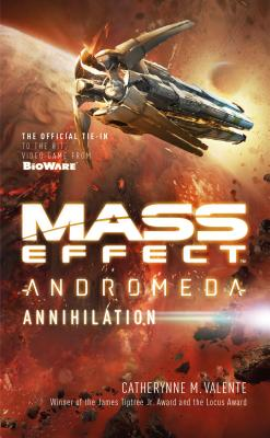 Mass Effect: Annihilation Cover Image
