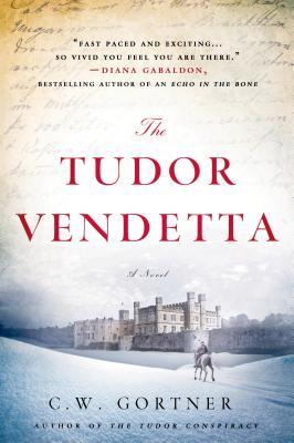 The Tudor Vendetta Cover