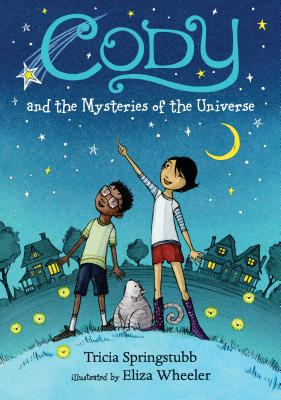 Cody and the Mysteries of the Universe Cover