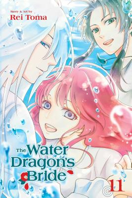 Cover for The Water Dragon's Bride, Vol. 11 (The Water Dragon's Bride #11)