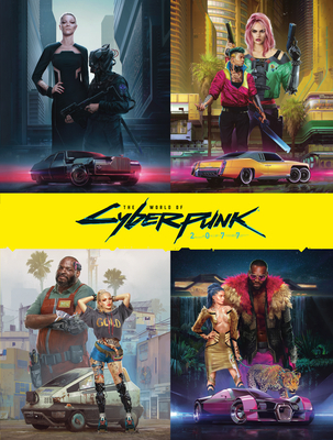 The World of Cyberpunk 2077 Cover Image