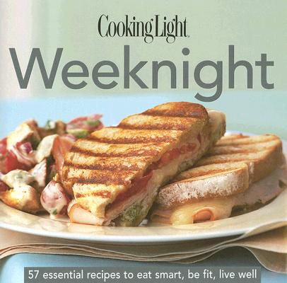 Cooking Light Weeknight Cover