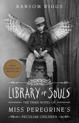Library of Souls Cover