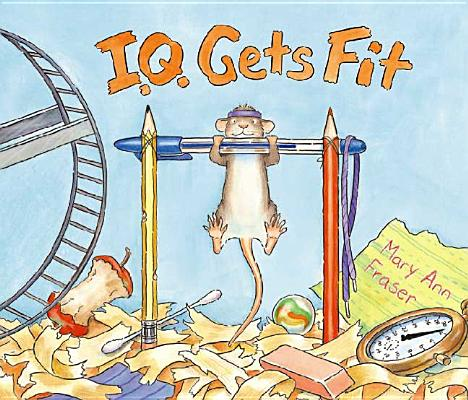 I.Q. Gets Fit Cover