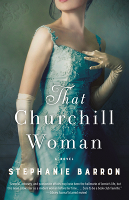 That Churchill Woman: A Novel Cover Image