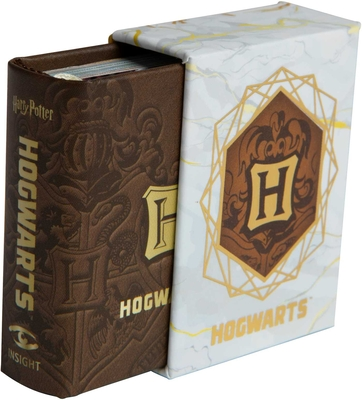 Harry Potter: Hogwarts School of Witchcraft and Wizardry (Tiny Book) Cover Image