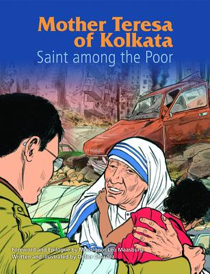 Mother Teresa of Kolkata (Comic) Cover Image