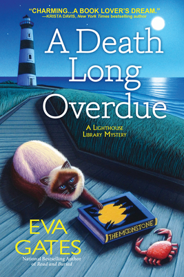 A Death Long Overdue: A Lighthouse Library Mystery Cover Image