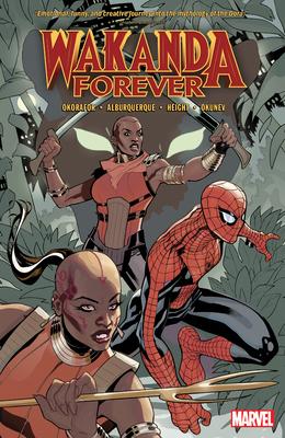 Wakanda Forever Cover Image