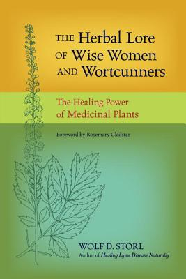 The Herbal Lore of Wise Women and Wortcunners Cover