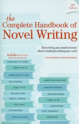 The Complete Handbook of Novel Writing Cover