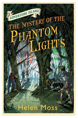The Mystery of the Phantom Lights Cover Image