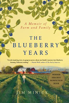 The Blueberry Years Cover