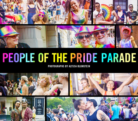 People of the Pride Parade Cover Image