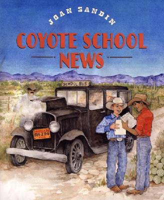 Coyote School News Cover