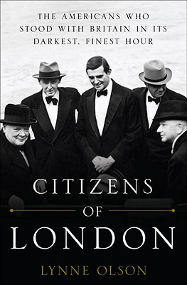 Citizens of London Cover