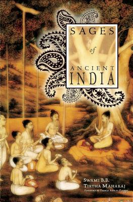 Cover for Sages of Ancient India