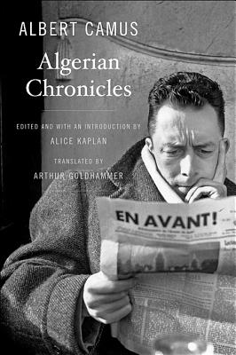 Algerian Chronicles Cover