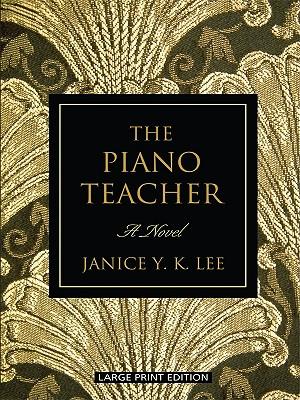 The Piano Teacher Cover