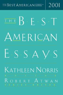 The Best American Essays 2001 Cover