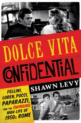 Cover for Dolce Vita Confidential