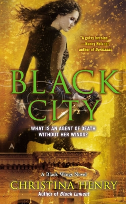 Cover for Black City