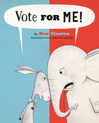 Vote For Me! Cover Image