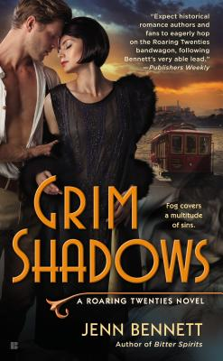 Grim Shadows (A Roaring Twenties Novel #2) Cover Image