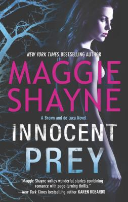 Cover for Innocent Prey (Brown and de Luca Novels)